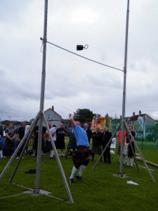 There are many Highland Gatherings in Caithness over the summer.
