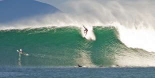 Surfers are welcome to our B&B in Thurso.
